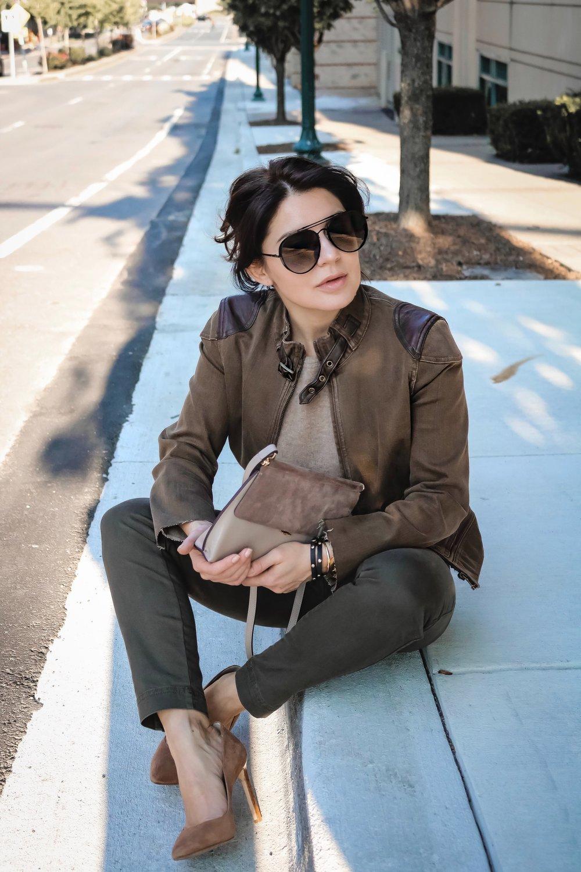 camel-denim-jacket-khaki-pants-outfit
