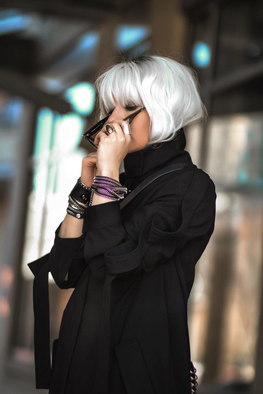 Isabel-Alexander-spy-fashion-forward-spy-costume-ASOS-trench-coat