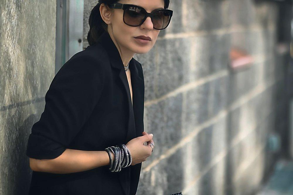 Prada Oversized Sunglasses Isabel Alexander