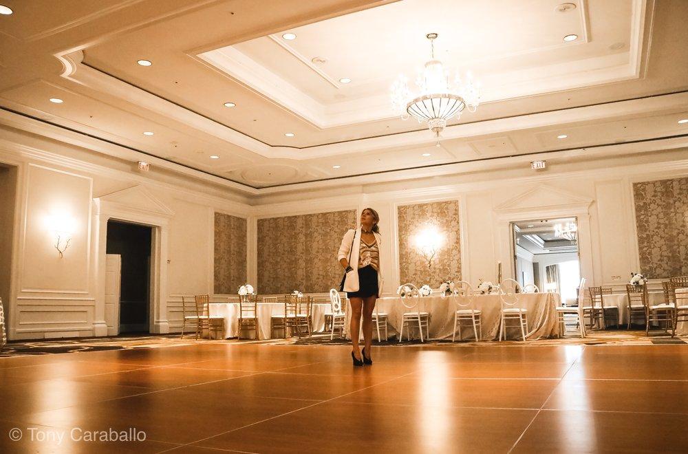 Ritz Carlton Tysons Corner Ballroom