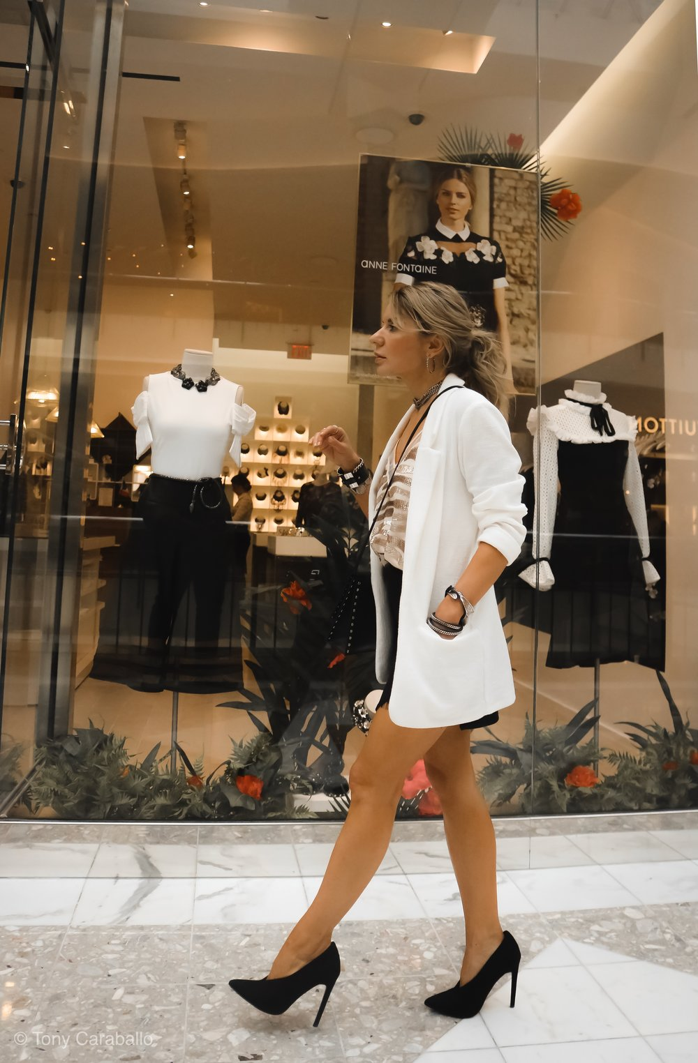 Isabel Alexander shopping