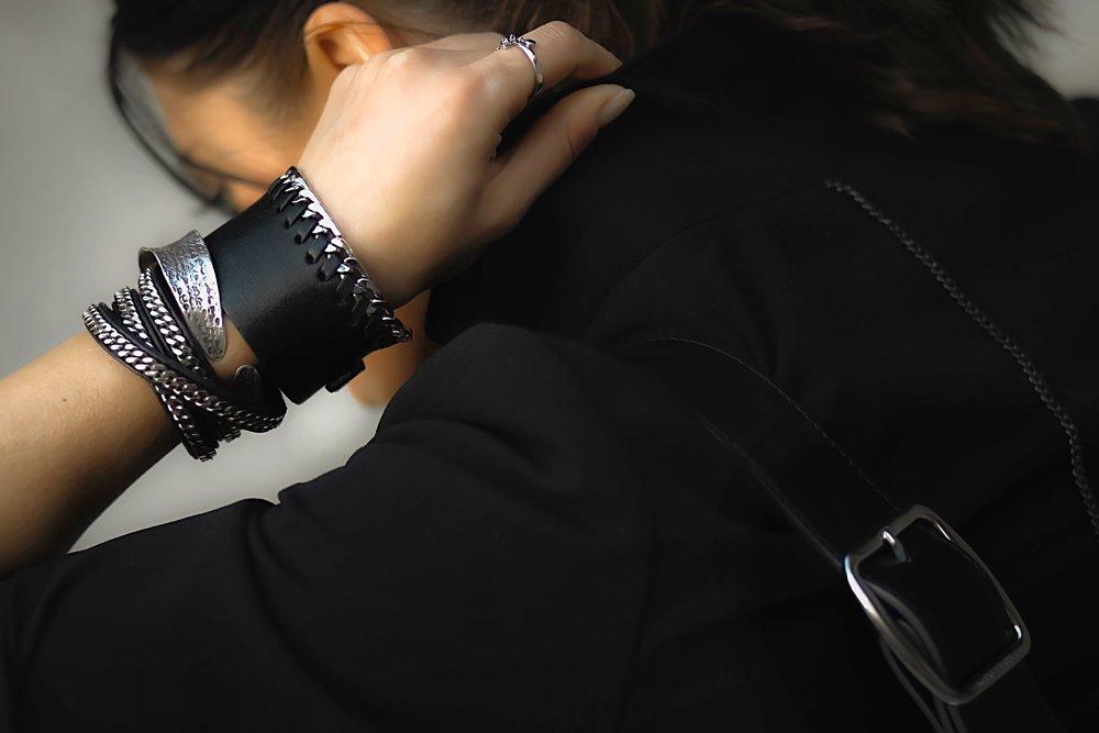 Isabel Alexander bracelets