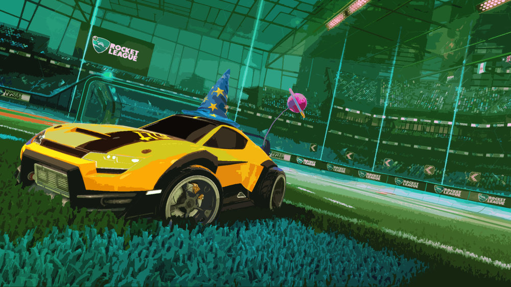 Rocket League - Review and game play videos.