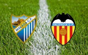Malaga vs Valencia 22 April 2017 18 : 00 WIB