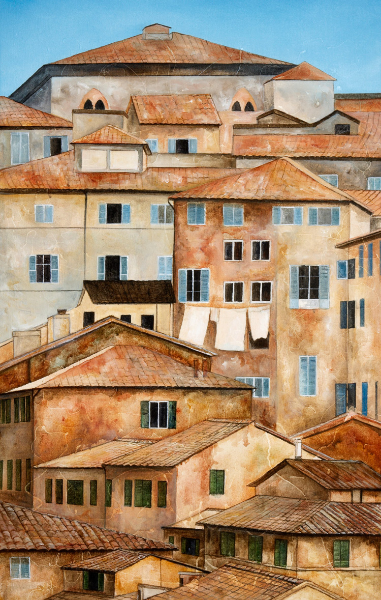Sienna ,Italy, SOLD