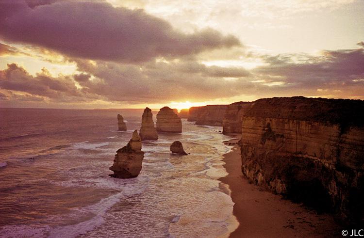 The Great Ocean Road Australia 1999