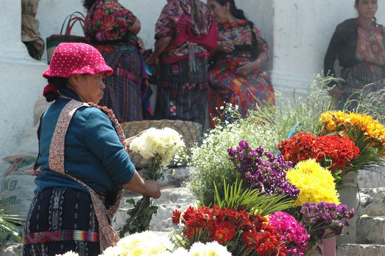 Chichicastenango Market Guatemala