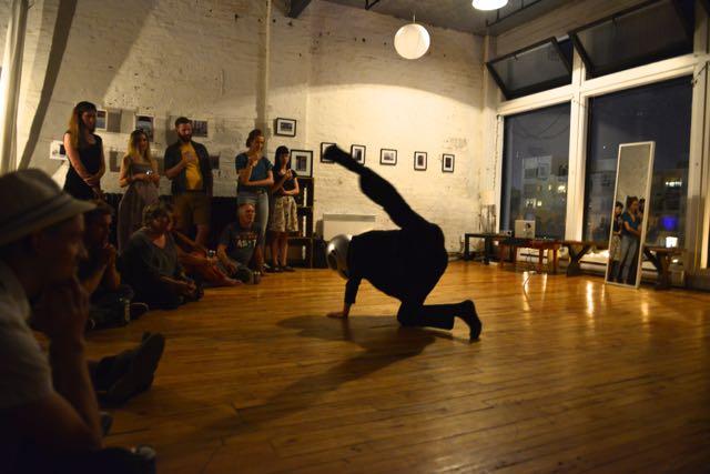 Dance Performance by Morgane De Tiec