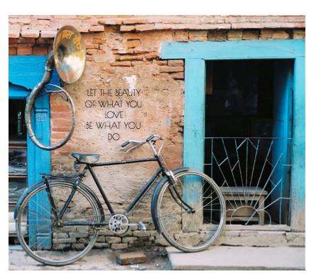 Kathmandu Nepal, 2004 text by RUMI