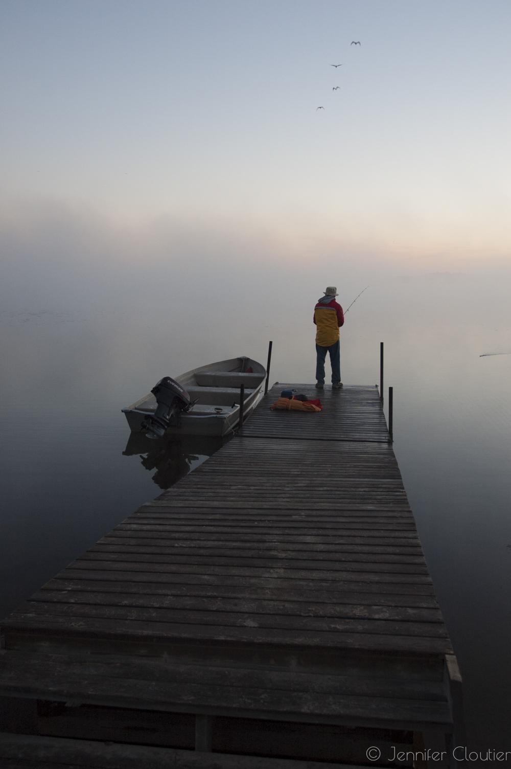 Wasi, Lake, Ontario