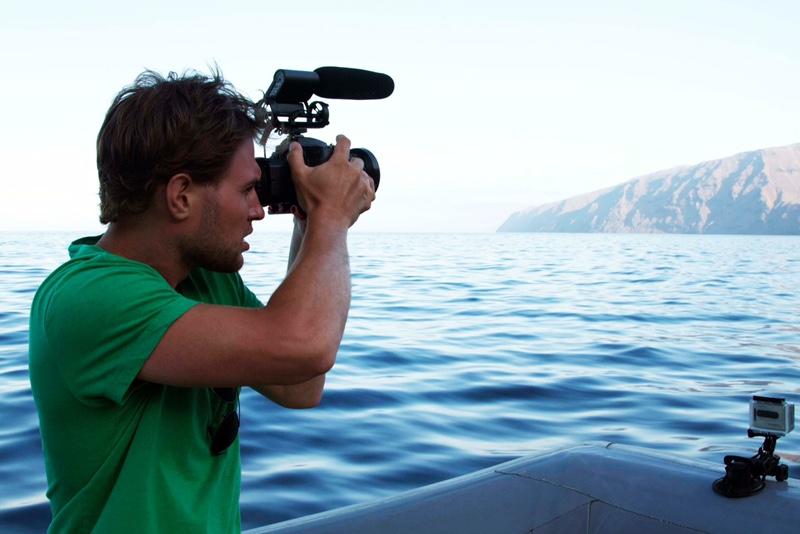 WILL ALLEN- WILDLIFE FILMMAKER/PHOTOGRAPHER -READ NOW