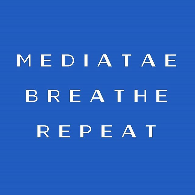 1 minute is all your need for this mindfulness breathing technique. With your eyes closed:  1. Breath in through the nose with a count of 1, 2 3, 4, 5 expanding your belly 2. Then hold it for a count of 2 seconds  3. The breath out through the mouth for a count of 1, 2 ,3, 4, 5, 6, 7, 8 releasing the air in the belly  This can help with feeling relaxed when going through a stressful day. #Wellness #Wednesday #Meditation #Breathing #Reboot #Inhale #Joy #Exhale #Stress #SchoolofGreatness