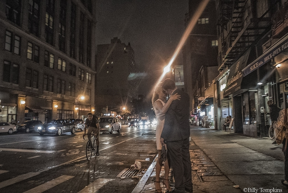 Kiss on 14th street