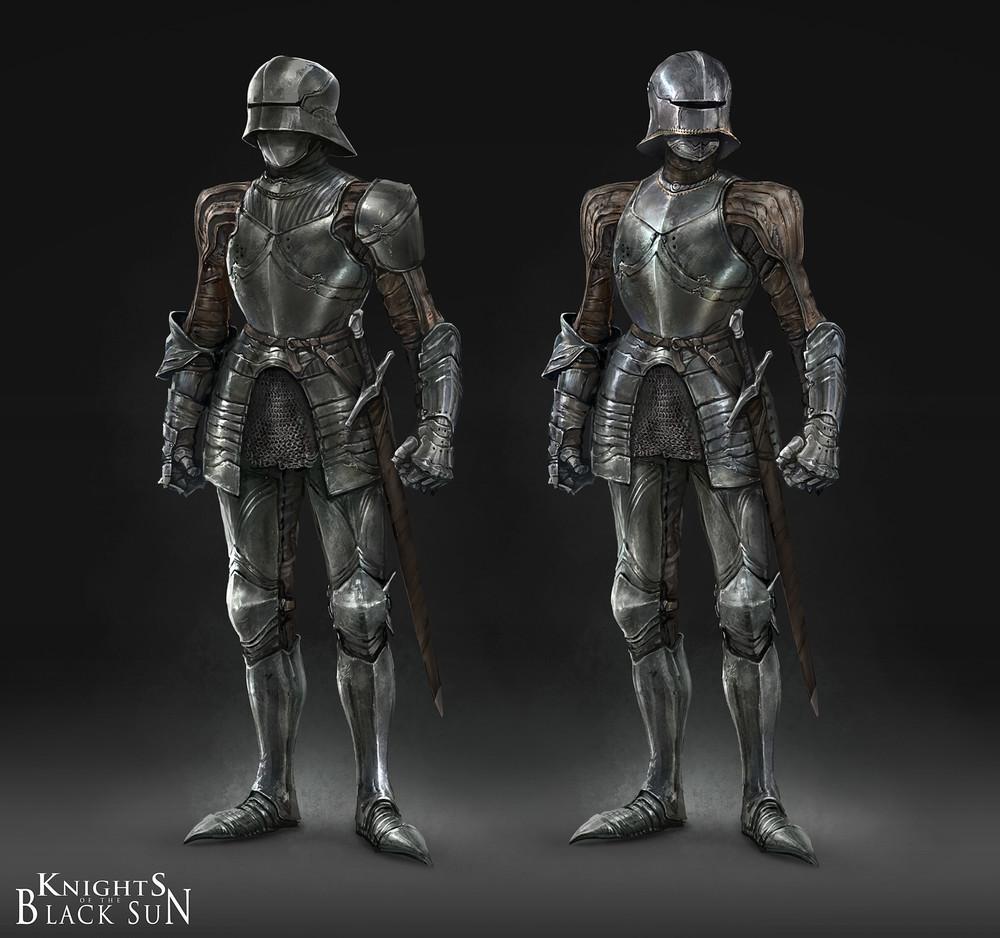 Knights of the Black Sun I