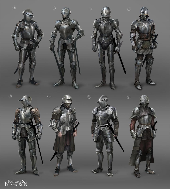 Knights of the Black Sun III