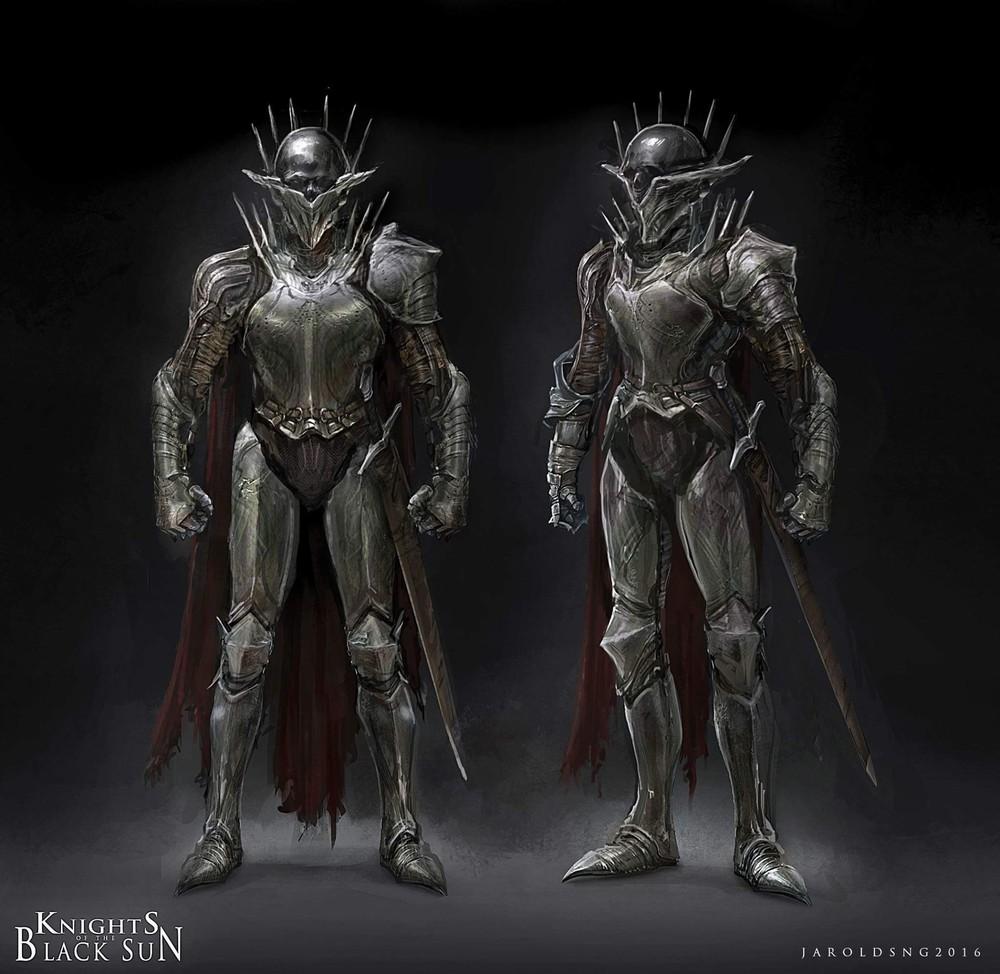Knights of the Black Sun II