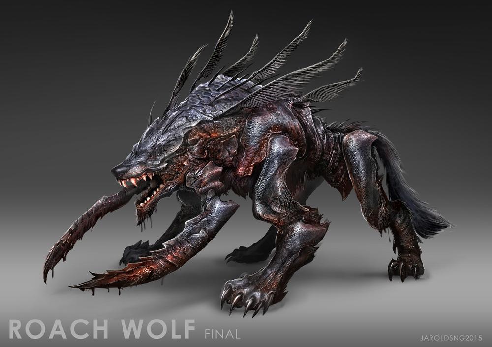 Roach Wolf