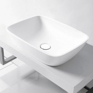 Elbe Silkstone Countertop Basin - Lavare Bathrooms Perth