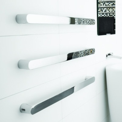 DC Short Vega heated towel rail
