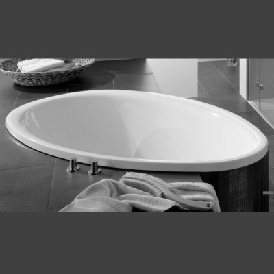Bette Steel Oval Inset Bath - Perth
