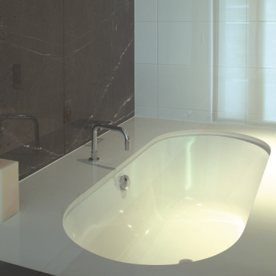 Kaldewei Steel Inset Bath - Perth