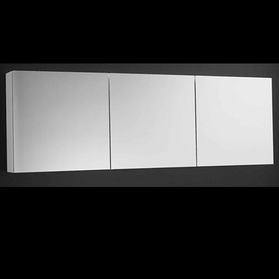 Rifco Overlay Sleek Mirror Cabinet