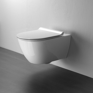TOILET SUITE + PAN -