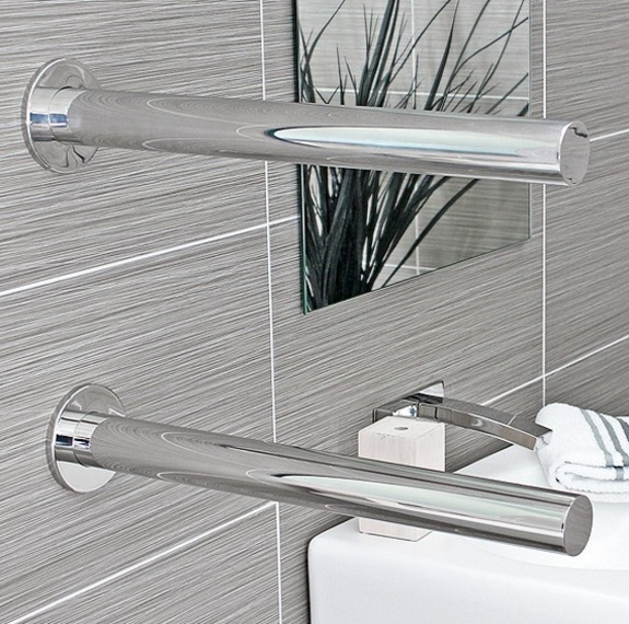 DC Short Truego Towel Rails