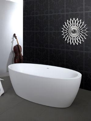Silkstone Freestanding Stone Bath - Perth