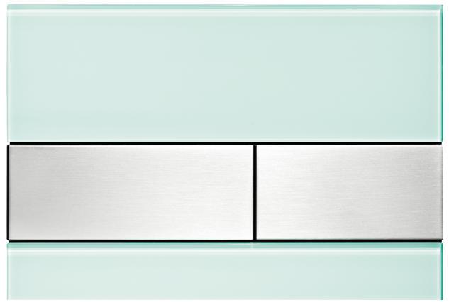 tecesquare-green-steel-flush-plate