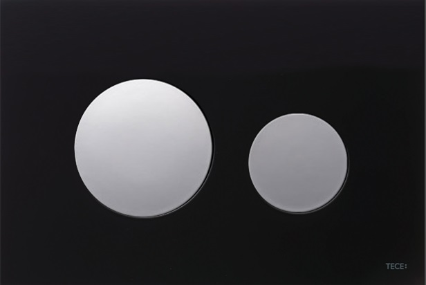 teceloop-glass-black-chrome-flush-plate