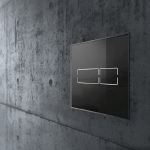 tece-lux-mini-black-flush-plate
