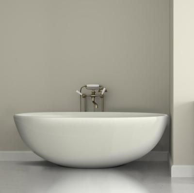 Merwe Freestanding Stone Bath - Perth