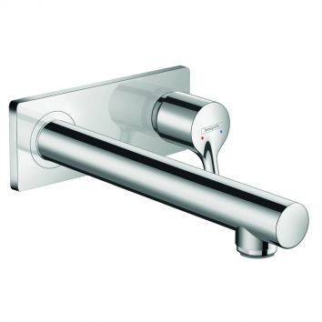 hansgrohe-talis-s-wall-mixer-set