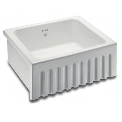Bowland 600 Size:595 x 465 x 220mm   29/SO0600010WH   Inset Butler