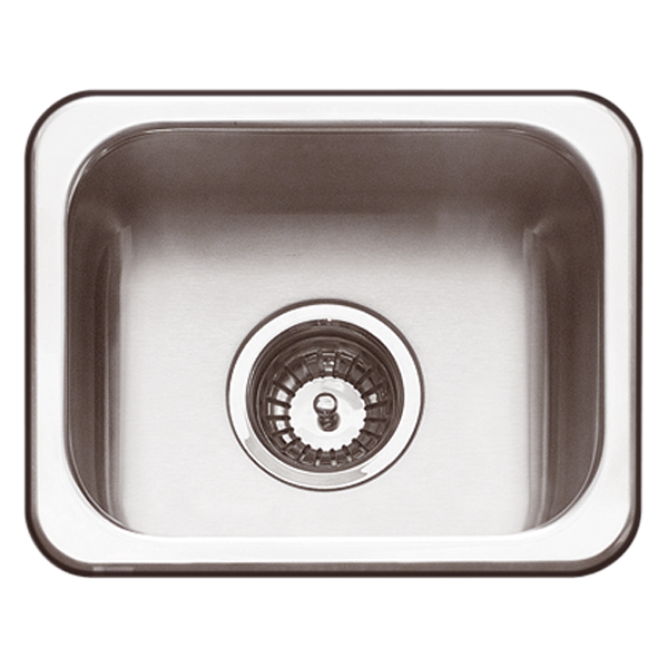 The Todd Sink - 360 x 330mm Ref: 02/BSS  |  Inset