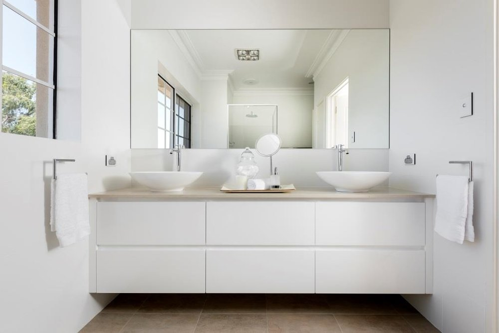 Lavare Modern Bathroom Renovation
