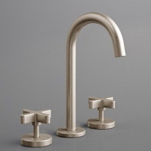 City Que Basin Set - Platino Matt finish.jpg