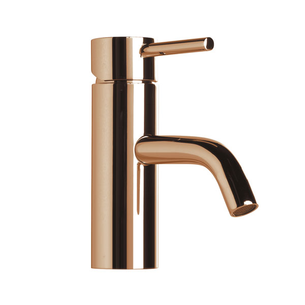 City Stik Basin mixer - Rose Gold finish.jpg