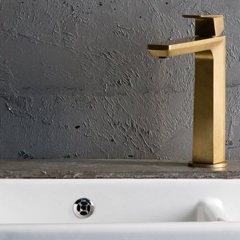 Elk Sink Mixer - Eco Brass finish.jpeg