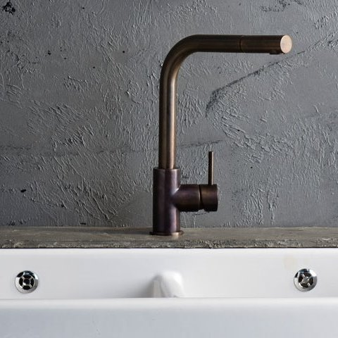 Icon Sink Mixer - Aged Brass.jpeg