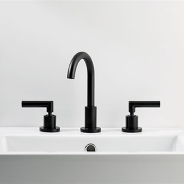 Icon+ Lever Basin Set - Matt Black.jpg
