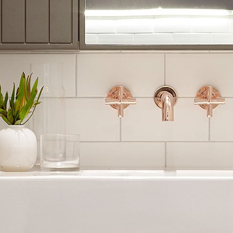 Icon+ Wall Basin Set - Rose Gold.jpg