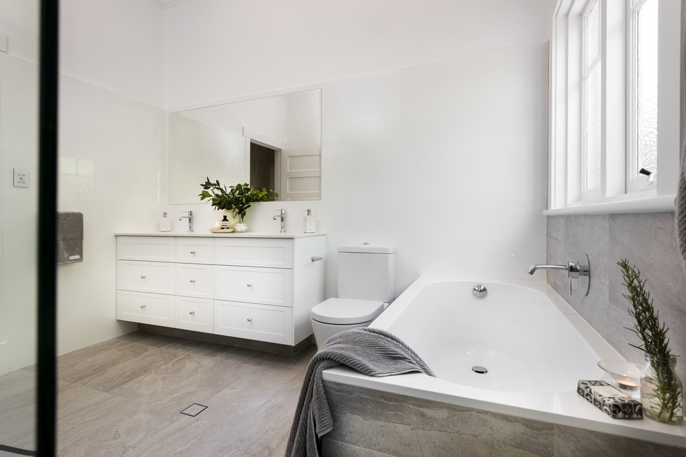 Lavare Classic Bathroom Renovation