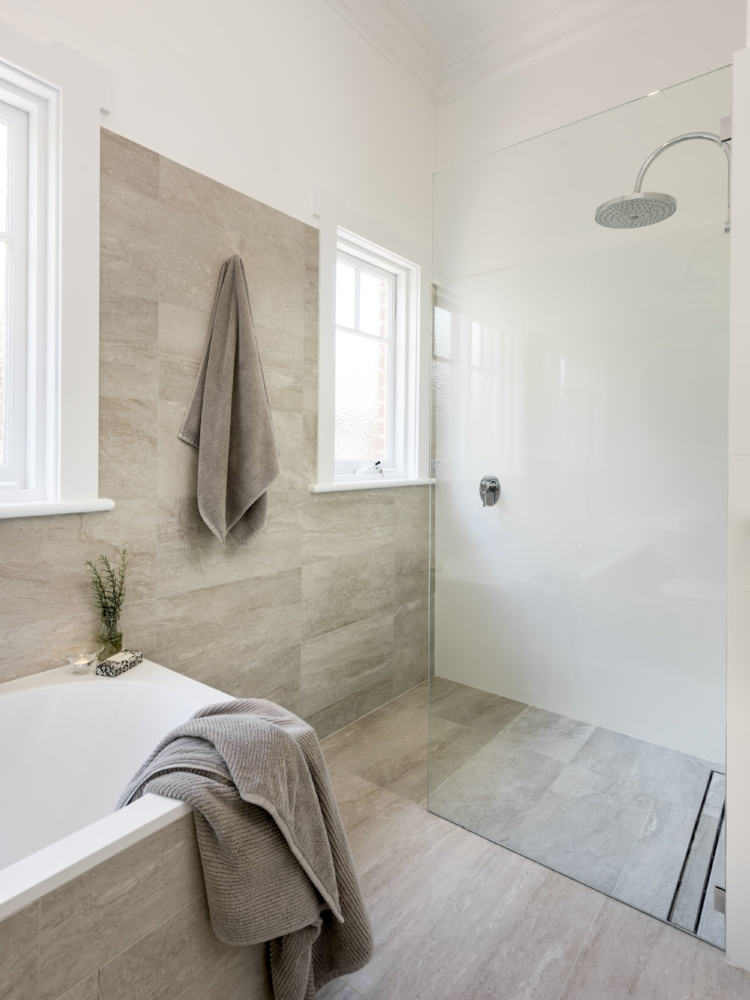 Delizia Dream Bathroom Renovation - Wembley, Perth