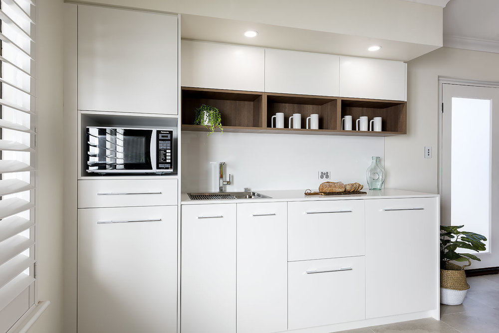 MULTI-ROOM - You can save money and time by renovating several rooms together, and you also achieve consistency with the design.