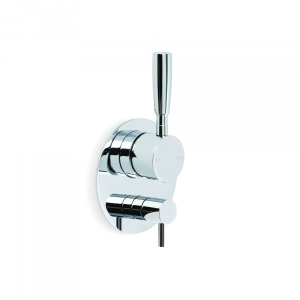 Manhattan Divertor Shower Mixer
