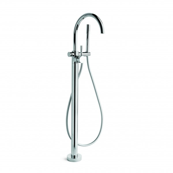 Brodware Manhattan Floorstanding Bath Mixer Set