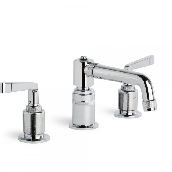 Brodware Industrica Lever Basin Set