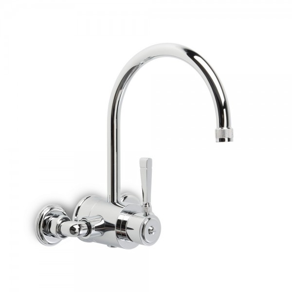 Brodware Industrica Wall Mixer Bath Set